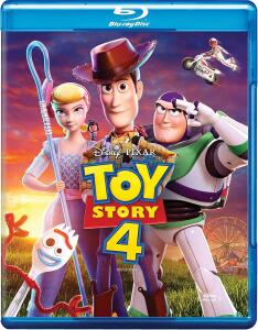 Toy story 4 - Blu-ray | R$15
