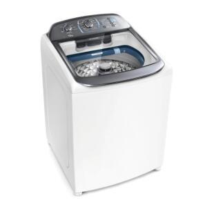 Lavadora de Roupas Electrolux Automática LPE16 Perfect Wash 16kg - Branca | R$1599