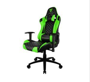 Cadeira Gamer Profissional TGC12 Preta/Verde THUNDERX3 | R$1337