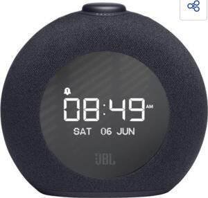 Rádio Relógio JBL Horizon 2 com FM e Bluetooth | R$759