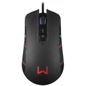 Mouse Gamer Warrior Perseus, RGB, 4000 DPI, MO275 | R$50