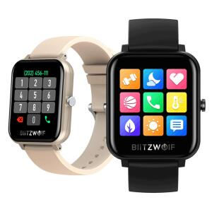Smartwatch BlitzWolf® BW-GTC 7x24h | R$172