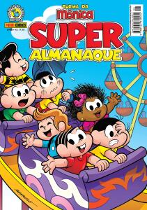 [PRIME] Super Almanaque Turma Da Mônica Ed. 8 - 296p | R$ 16