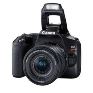 Câmera Digital Canon EOS Rebel SL3 DSLR 24.1 MP   R$2.921