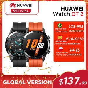 Smartwatch Huawei Watch GT2 | R$838