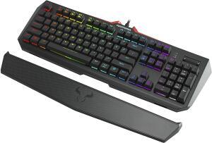 Teclado Gamer Mecânico Riotoro Elite RGB, Switch Cherry MX Red R$429