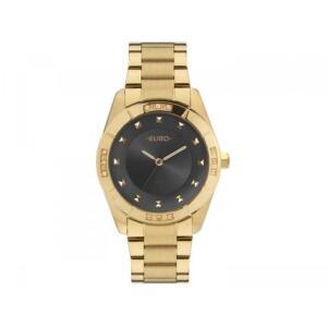 Relógio Feminino Euro Analógico - EU2036YOO/4F Dourado | R$ 142