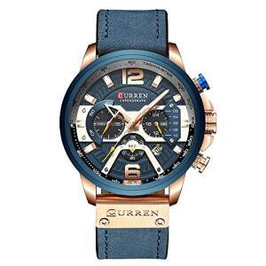 Relógio de Quartzo Business Men Simple | R$ 142