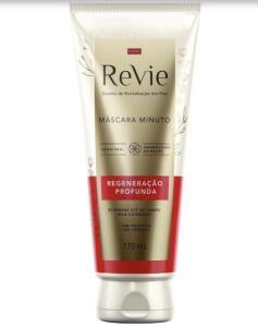 Máscara Revie Regeneração Profunda - 170ml | R$7