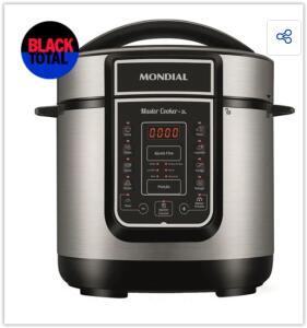 Panela Elétrica de Pressão Mondial Digital Master Cooker PE-40 3 Litros | R$ 270