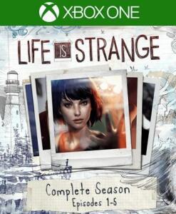 [XBOX] Life is Strange Complete Season (Episodes 1-5) - R$8