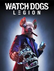 [Uplay] Watch Dogs Legion - PC | Standard Edition R$142
