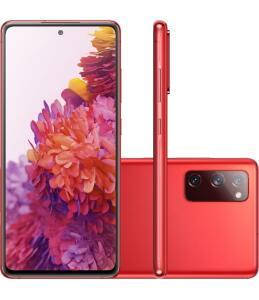 """(AME R$2289) Smartphone Samsung Galaxy S20 Fe 128GB Octa-Core 2.73GHz Dual Chip Wi-Fi 4G Tela 6.5"""" - R$2339"""