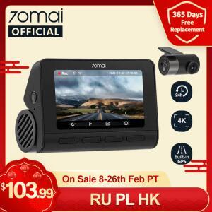 Câmera Automotiva 70mai Dash Cam a800s 4K | R$541