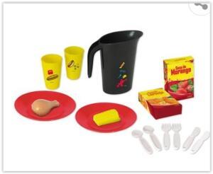 Kit Cozinha e Acessórios Mielle Mickey Disney   R$ 27
