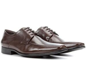[APP] Sapato Social Democrata Prime Masculino | R$112