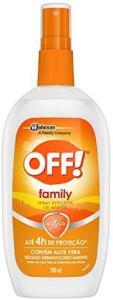 [PRIME] Repelente Off Family Spray 200ml | R$ 20,00