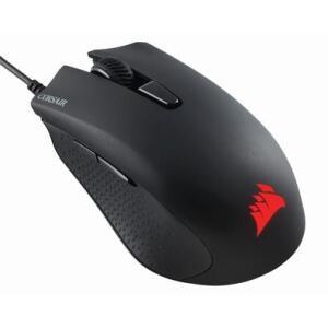 Mouse Gamer Corsair Harpoon PRO, RGB, 6 Botões, 12000DPI, Preto | R$130