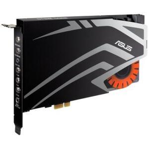 Placa de Som Asus Strix Soar, PCIe, Canal 7.1 - 90YB00J0-M0UA00 | R$ 478