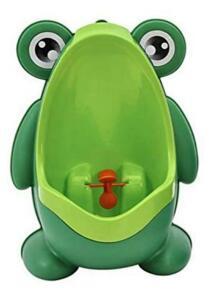 Mictório infantil Sapinho Verde | R$27
