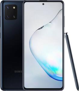 Celular Samsung Galaxy Note 10 Lite Preto 128GB | R$1899