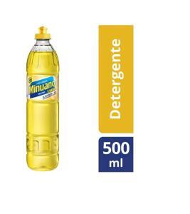 [APP] [leve 6 pague 4] Detergente Minuano 500ml | 1,39 uni.