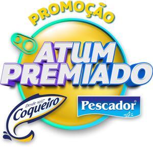 Atum Premiado Coqueiro e Pescador