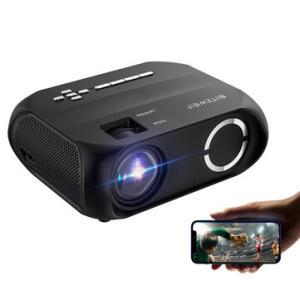 Projetor BlitzWolf® BW-VP11 LCD LED HD 6000 Lumens 1280x720p | R$535