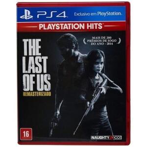 The Last Of Us Ps4 Dublado Mídia Fisica + DLC | R$60
