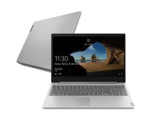 Notebook Lenovo Ideapad IdeaPad S145 81V70004BR AMD Ryzen 5-3500U 8GB 1TB Prata