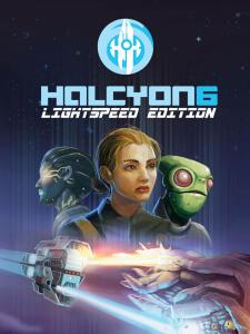 [EPIC GAMES] [GRÁTIS] Halcyon 6: Lightspeed Edition