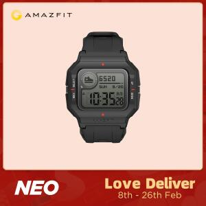 Relógio Inteligente amazfit neo | R$ 190
