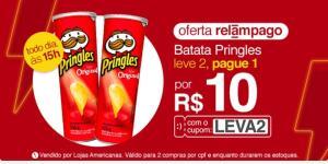 [App] Batata Pringles pague 1 leve 2