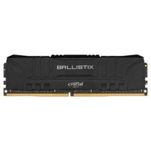 Memória Crucial Ballistix 8GB DDR4 3000 Mhz, CL15, Preto - BL8G30C15U4B | R$240
