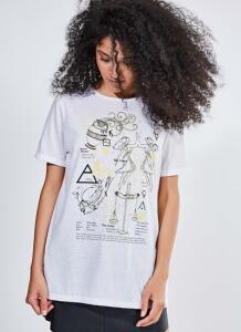 Camiseta Signos Elemento Ar | R$20