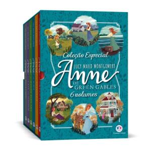 [AME:R$29,94] Livro - Coleção Especial Anne de Green Gables - R$47