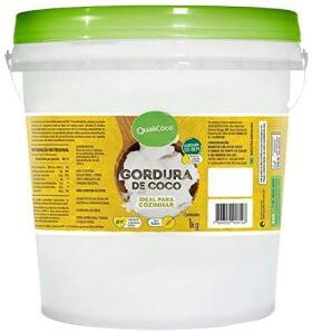 [Prime] Gordura Coco 1kg Qualicoco - R$30