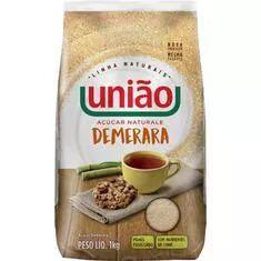 Açúcar Demerara União 1kg - Leve 3 e pague 2 (Leia a descrição) R$2,39