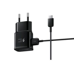 [Leve 3 pague 2] Carregador fast charge Samsung tipo C - R$39,33 cada