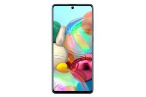 Smartphone Samsung Galaxy A71 Azul 128GB - R$1799