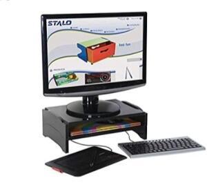 (PRIME) Suporte Monitor Modular, Stalo | R$27