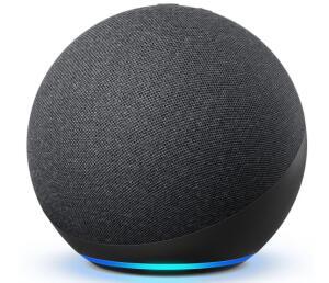 Smart Speaker Amazon Echo 4ª Geração com Hub de Casa Inteligente e Alexa | R$ 395