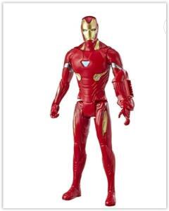 Boneco Hasbro Vingadores: Titan Hero Series - Homem de Ferro | R$ 53