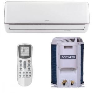 [AME 1192] Ar Condicionado Split Inverter Agratto Hi Wall Neo Top 9000 BTUs Frio ICST9FR4 - 220V