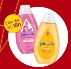 Shampoo Johnson baby | 2 unid | R$9