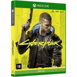 Jogo Cyberpunk 2077 - Xbox One | R$116