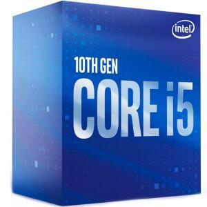 Processador Intel Core i5 10400F 2.90GHz (4.30GHz Turbo), 10ª Geração, 6-Cores 12-Threads, LGA 1200 | R$989