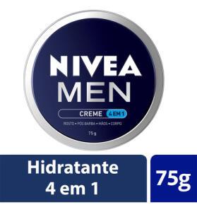 Nivea Creme Men Nivea 75g | R$12