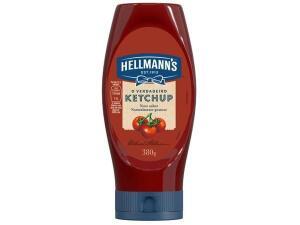 [App+Ouro+Pay=R$4.03] Ketchup Tradicional Hellmanns 380g