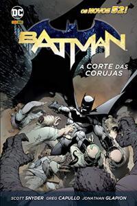 Batman - A Corte das Corujas - Volume 1   R$33